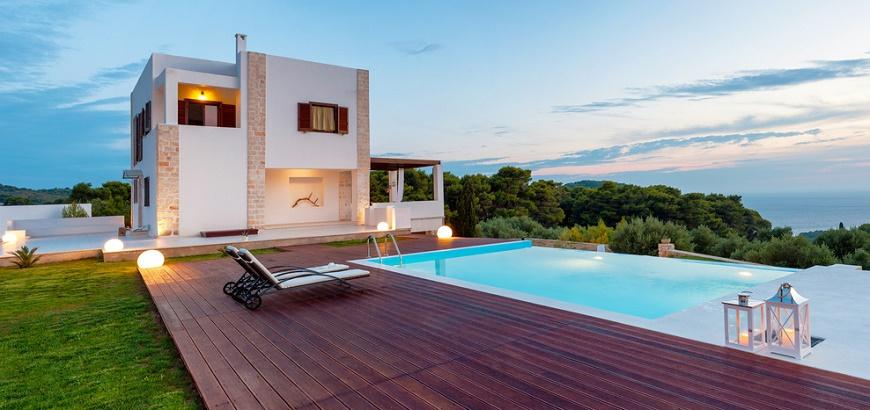 La piscine extérieure, un luxe à votre portée  Decorations.be